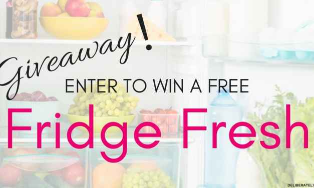 Fridge Fresh Giveaway (June 26 – July 10)