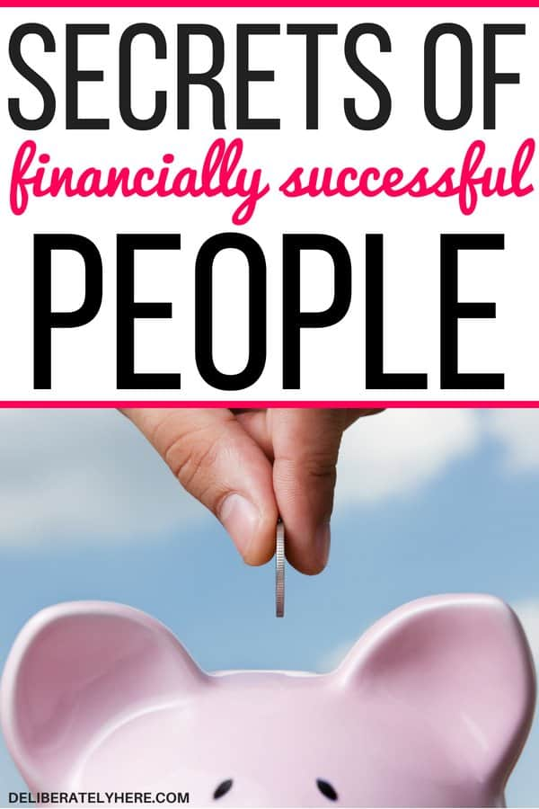12 secrets of financially successful people. The top secrets to help you create a financially successful life, don't let your finances control your life - experience true financial freedom. Find the secrets to financial success!