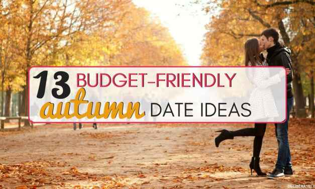 13 Budget Friendly Fall Date Ideas