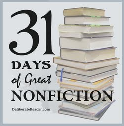 31 Days of More Great Nonfiction Books | 31 Days of Great Nonfiction Reads