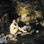 Edouard Manet, le déjeuner sur l'herbe. Une chanson de gestes de Marie-Christine Vernay dans Délibéré