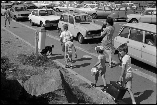 Brest, 1982 © Gilles Walusinski