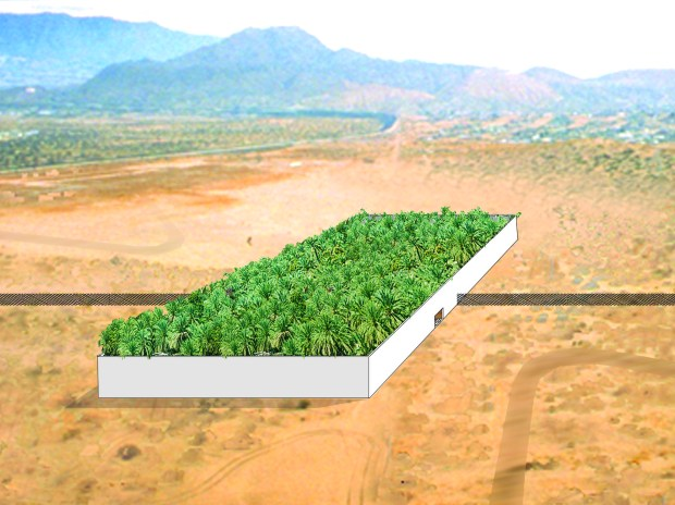 "Passage frontalier - ""Everything architecture"" par l'agence belge basée a Bruxelles OFFICE, Kersten Geers et David Van Severen"