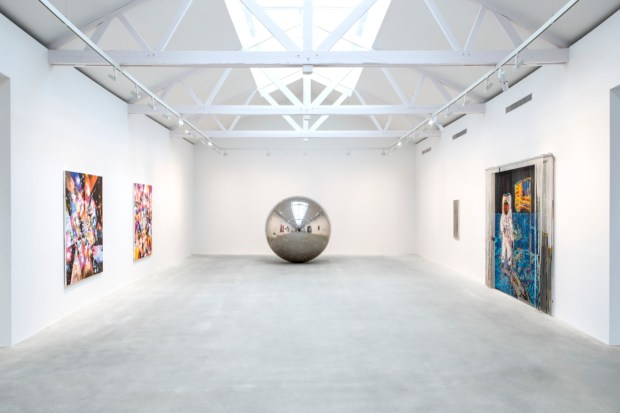 exposition Space Age Galerie Ropac