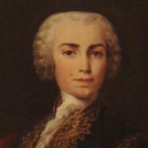 Portrait de Farinelli (détail) par J. Amiconi