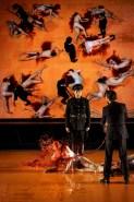 LES DAMNES - D' aprés Luchino VISCONTI, Nicola BADALUCCO et Enrico MEDIOLI - Mise en scène: Ivo VAN HOVE © Christophe Raynaud De Lage / Festival d'Avignon 2016