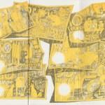 Carte de vœux des Zurbains - Bonne année 1997 © Famille Urbain