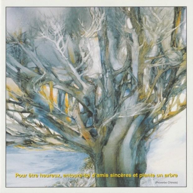 2001 - Les Zurbains vous souhaitent une excellente nouvelle année © Famille urbain