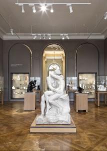 Le baiser musée rodin paris