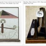 A regarder d'un œil (Marcel Duchamp) & Objet à Détruire (Man Ray)