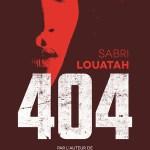 404, de Sabri Louatah, éditions Flammarion 2020