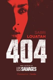 404, de Sabri Louatah, éditions Flammarion