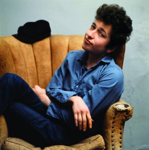 "Bob Dylan, ""Yippee! I'm a poet"""