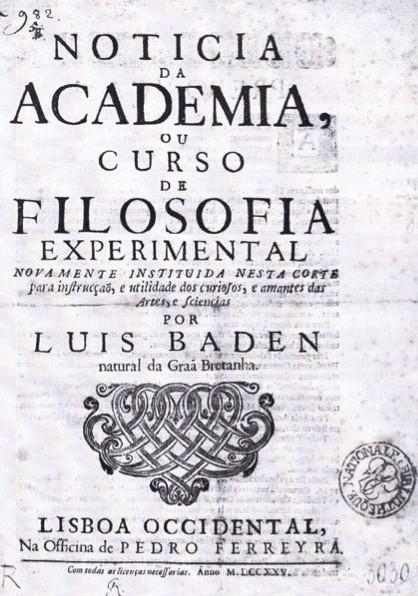Scarlatti Noticia da Academia