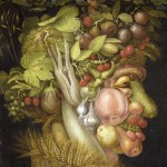 arcimboldo épinards légumes