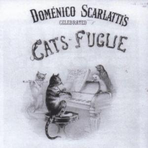 1685 Scarlatti Händel Bach Cat's Fugue