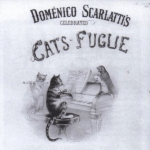 Domenico Scarlatti Cat's Fugue