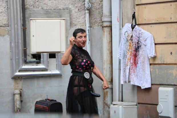 Marie-Do Fréval, Tentative(S) de Résistance(S) ©Cie Bouche à Bouche