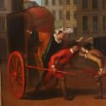 Claude Gillot - Les deux carrosses