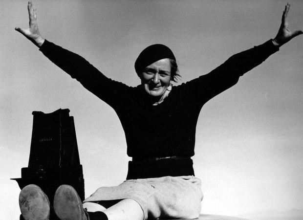 Dorothea Lange par Paul Taylor