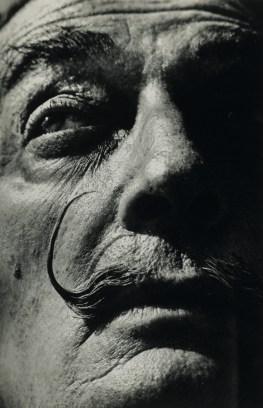 Robert Whitaker, Portrait de Salvador Dalí, c.1968