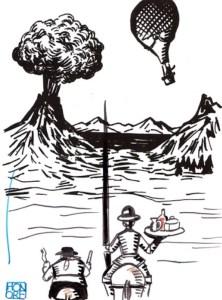 Don Quichotte par Honoré