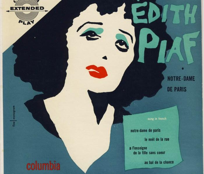 Notre-Dame de Paris par Edith Piaf