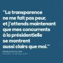 Affaire Fillon: éléments delangage