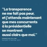 François Fillon, éléments de langage, par Sébastien Rutés