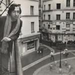 Gilles Walusinski par André Kertész (1982)