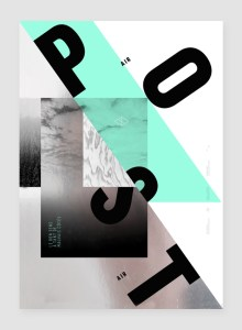 Graphic Design Festival - Air Poster
