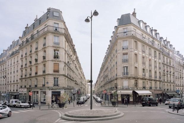 Pavillon de l'Arsenal, Paris Haussmann, modèle de ville © Cyrille Weiner
