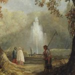 fait-divers crachat science jet d'eau hubert robert