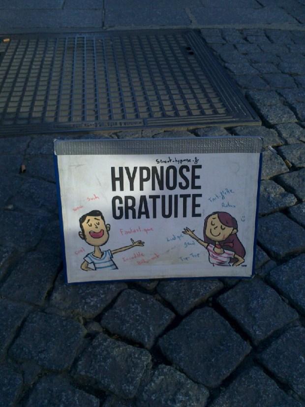 Hypnose gratuite © Marie-Christine Vernay