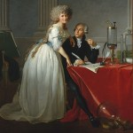 Jacques Louis David - Lavoisier et sa femme (MetMuseum) 1788