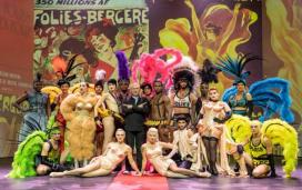 Jean Paul Gaultier (Folies Bergères) ©Augustin Détienne