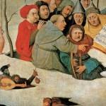 Jerôme Bosch - Le Concert dans l'oeuf