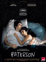 Paterson de Jim Jarmusch (affiche du film)