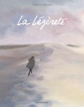 La Légèreté, de Catherine Meurisse (Dargaud)