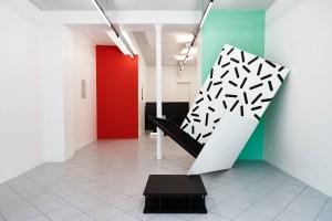© Quentin Lefranc. Galerie Jérôme Pauchant, Paris. Photographie: Molly SJ Lowe