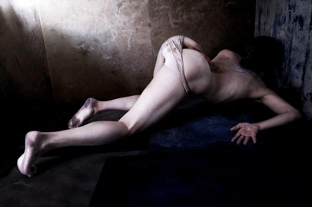 Erika Di Crescenzo / Jean Rustin ©Laurent Paillier