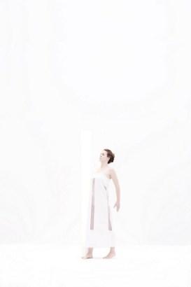 Mélanie Perrier / James Turrell ©Laurent Paillier