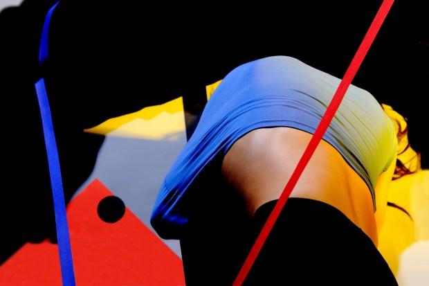 Perrine Valli / Vassily Kandinsky ©Laurent Paillier