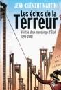 <em>Les Échos de la Terreur</em> de Jean-Clément Martin pour le corps enseignant
