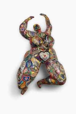 Niki de Saint Phalle, Lili ou Tony, 1965 ©André Morin. Courtesy Galerie GP & N Vallois.