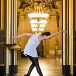 Marie-Solène Boulet - 20 danseurs pour le XXe siècle - Conception Boris Charmatz © Agathe Poupeney. Un article de Marie-Christine Vernay dans délibéré