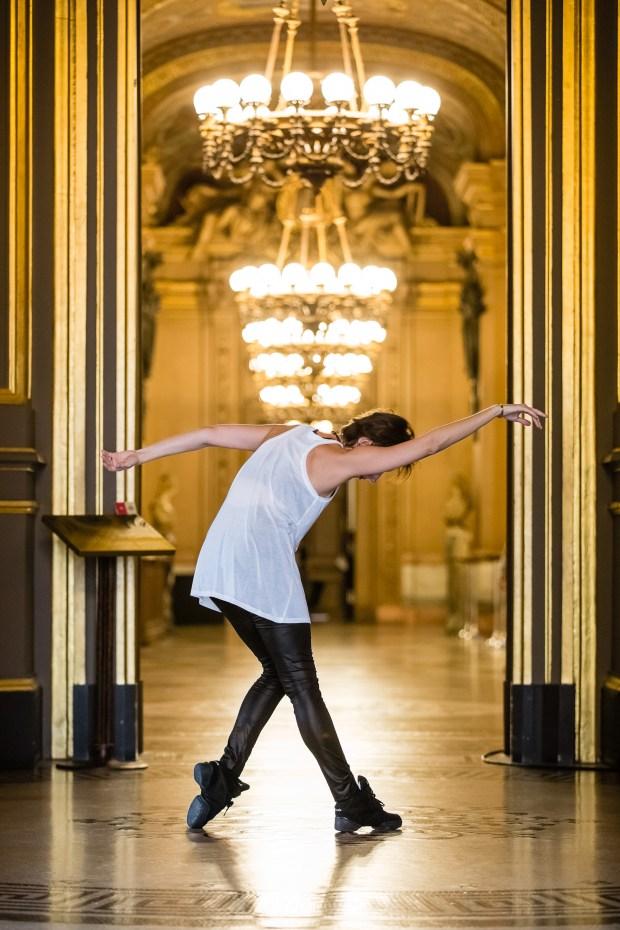 Marie-Solène Boulet - 20 danseurs pour le XXe siècle - Conception Boris Charmatz © Agathe-Poupeney
