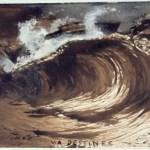 """""""Ma destinée"""" (1867) Dessin de Victor Hugo Plume et lavis d'encre brune, gouache, sur papier vélin © Paris, Maison de Victor Hugo"""