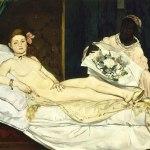 Edouard Manet : Olympia (huile sur toile, 1863)
