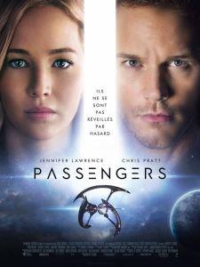 Passengers, un film de science-fiction de Morten Tyldum, avec Chris Patt et Jennifer Lawrence...